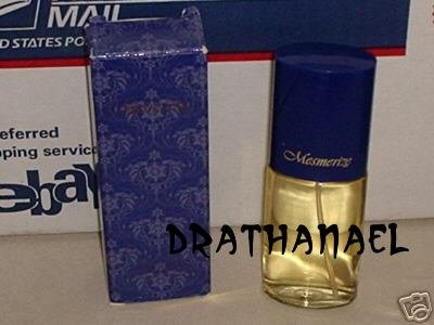 New AVON MESMERIZE Fragrance Spray Cologne Women 1997