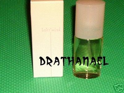 New AVON PEACH SOFT MUSK Fragrance Cologne Spray 2002
