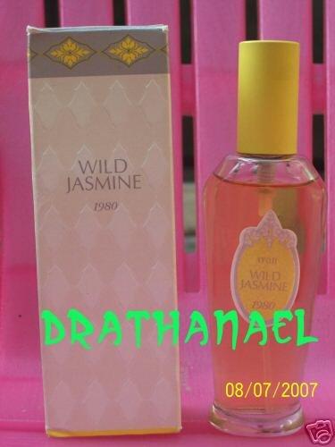 New AVON WILD JASMINE Cologne Spray Fragrance 1996