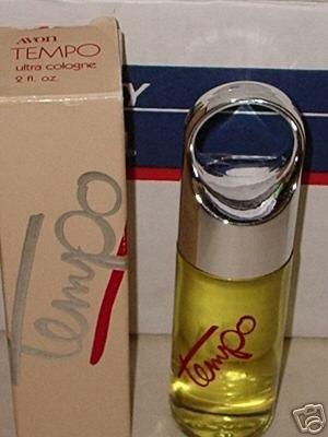 New AVON TEMPO Fragrance Ultra Cologne 2.0 fl oz