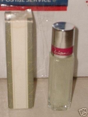 New AVON ARIANE Fragrance Satin Cologne ROLLETTE 1986