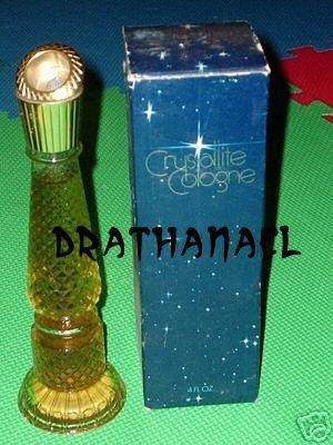 New AVON OCCUR ! Fragrance Crystallite Cologne