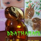 New AVON BIRD OF PARADISE Cologne Fragrance Rabbit