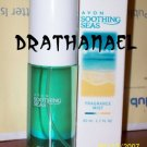 New AVON SOOTHING SEAS Fragrance Mist Spray 2003