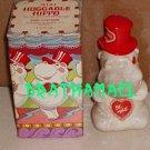 New AVON ZANY Cologne Fragrance Huggable Hippo