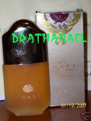 New AVON IMARI GOLDEN TREASURES Cologne Spray Fragrance 1989