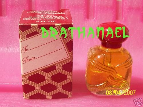 New AVON TOPAZE Mini Cologne Fragrance Notables