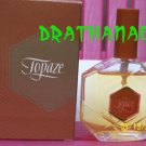 New AVON TOPAZE Cologne Spray Fragrance 1986