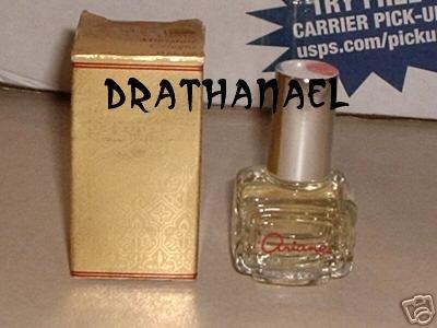 New AVON ARIANE Cologne Fragrance Classic 1981
