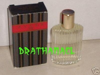 New AVON AURES Mini Fragrance Cologne 1995