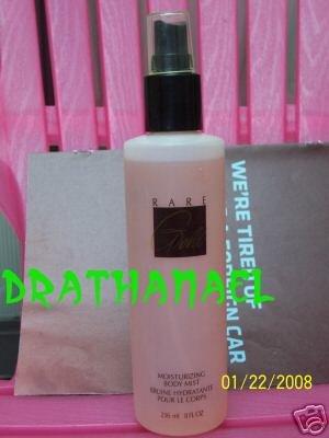 AVON RARE GOLD Fragrance Moisturizing BODY MIST Spray