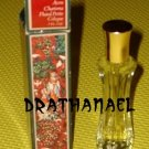 New AVON CHARISMA Cologne Fragrance Fluted Petite 1981