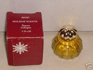 New AVON Vintage TOPAZE Cologne Fragrance 1986 Scents