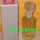 New AVON TASHA Ultra Cologne Fragrance Crystal