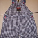 GYMBOREE VINTAGE SPORTS Shortall Bib Small 2T 3T Ball