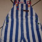 GYMBOREE VACATION BOUND SHORTALL Bibs Car Small 3T 4T