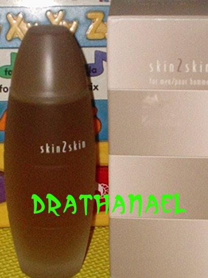 New AVON SKIN 2 SKIN MEN Cologne Spray Skin2Skin 2003