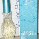 New AVON HAWAIIAN WHITE GINGER Cologne Spray 2001