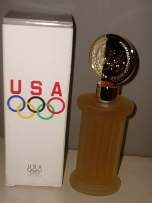 New AVON TRIUMPH Mens Cologne Fragrance Olympic 1996