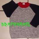 GYMBOREE Flight School SWEATER Small S 2T/3T 2/3