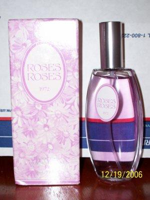 New AVON ROSES ROSES Cologne Spray Fragrance 2000