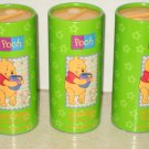 3 New AVON Winnie the Pooh Fragrance Talc Powder 1999