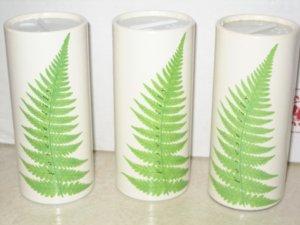 3 New AVON FOREST LILY Fragrance Refreshing TALC Powder 1998