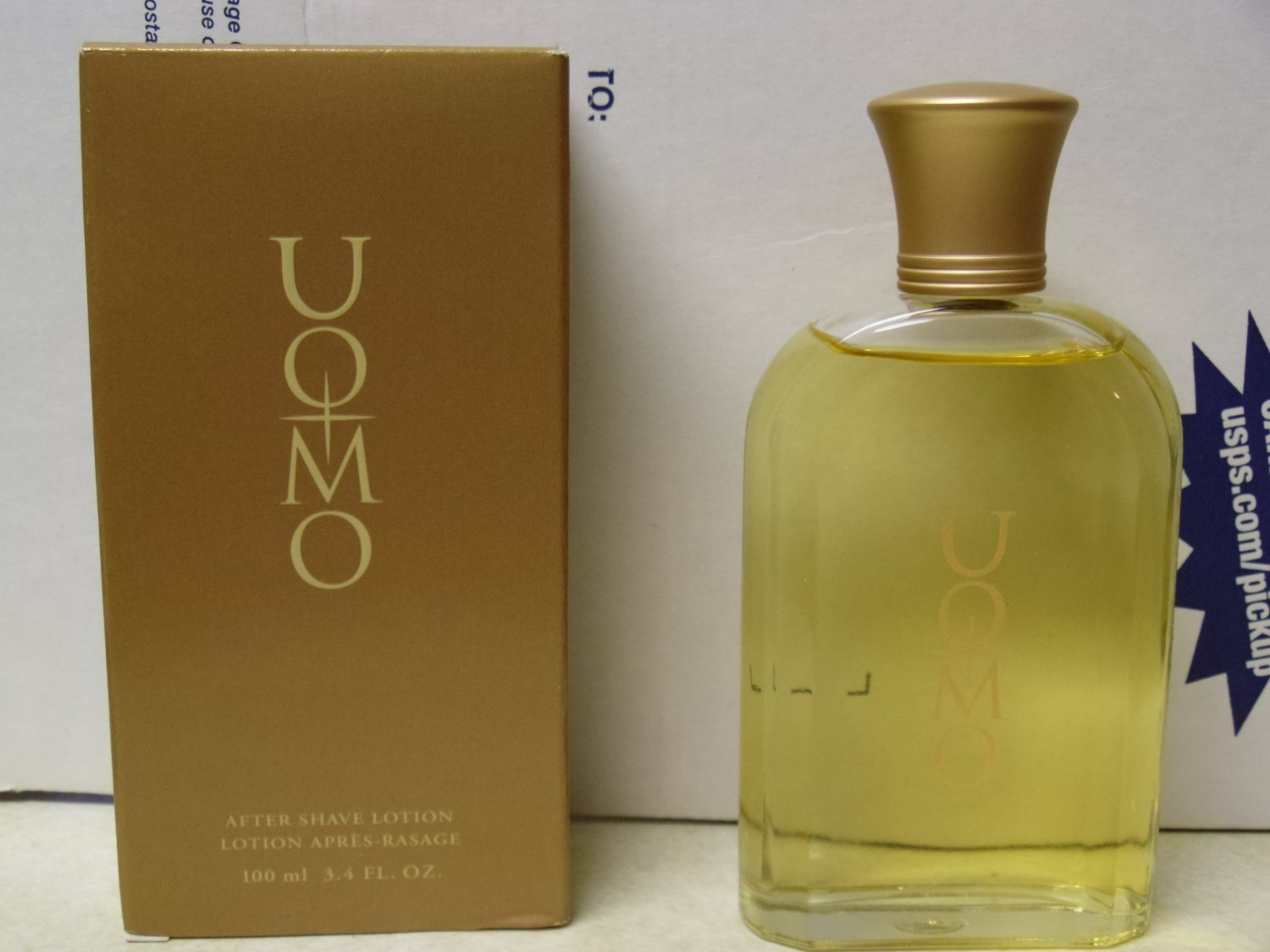 New Avon Uomo Men Fragrance After Shave Lotion 2000