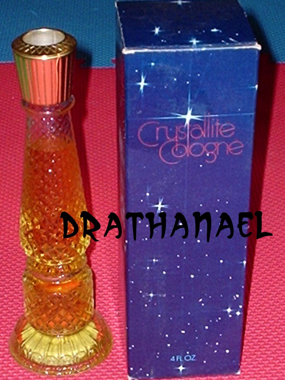 New AVON SOMEWHERE Fragrance Crystallite Cologne