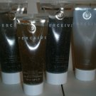 4 New AVON PERCEIVE for Women SHOWER GEL Set Lot 2000 2001