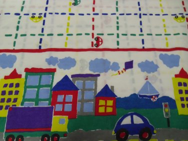 USED TWIN FLAT SHEET CARS Street Road Building White Red Vehicles