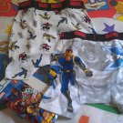 2 NEW X-MEN Xmen UNDERWEAR BOXER Briefs Sz 6 Boys
