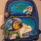 New Disney Store BACKPACK Bag BUZZ LIGHTYEAR Blue Toy Story Brenden