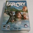 New FAR CRY PC Game Videogame 2004 Ubisoft Crytek