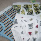 3 New GYMBOREE UNDERWEAR Briefs 4 5 Dog Stripes Alien Bulldog