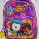 NWOT Disney Store JOJO's CIRCUS Jojo BACKPACK Clown