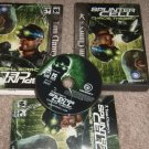 USED SPLINTER CELL Chaos Theory PC Game Videogame 2005 Ubisoft