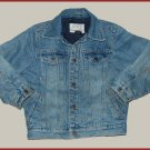 Boys TCP Fleece lined Denim jacket coat 5 6 HCTS