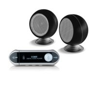 COBY 128 MB MP3 Player with Stereo Speaker System