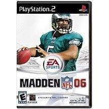 SONY Madden NFL 2006 PS2