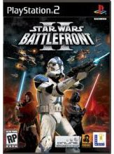 PS2 STAR WARS BATTLEFRONT II PS2