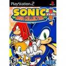 SEGA Sonic Mega Collection Plus PS2