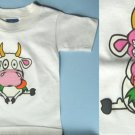 kids flip up T-shirt 0444C