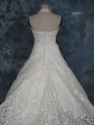 wedding dress hd001