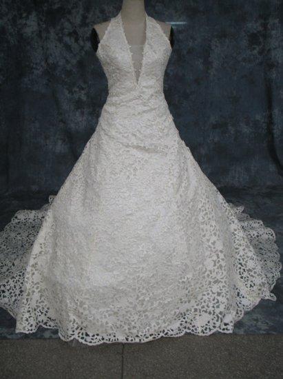 wedding dress hd002
