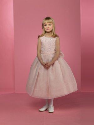 flower girl dress hdf003