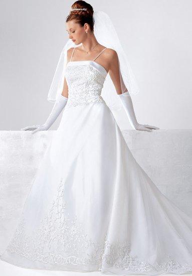 wedding dress hd011