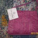 """""""Quilts by Donna"""" Quilted Mini Purse with 60"""" Detachable Strap by Donna Sharp!"""