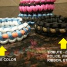 Paracord Bracelet $3.75 FREE Shipping! Buy 4 get 1 FREE! Custom Sizes and Colors