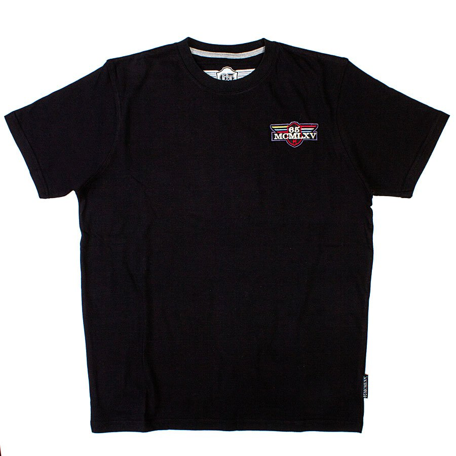 Men's Vintage Logo T-shirt Black